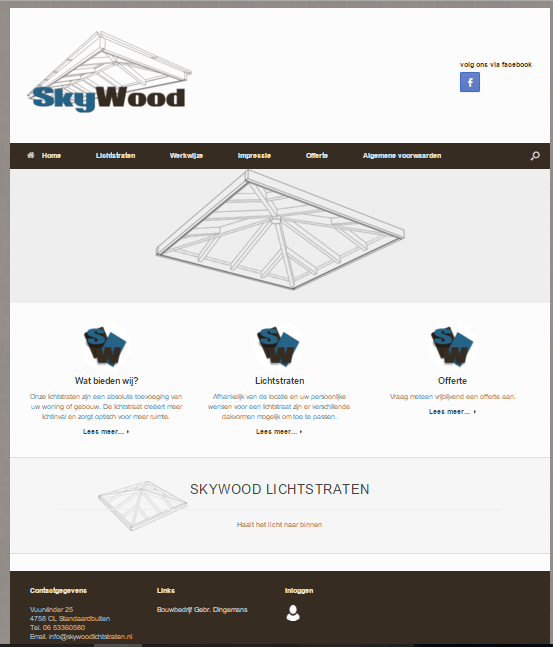 SkyWood Lichtstraten